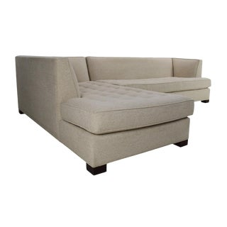 Mitchell Gold & Bob Williams Contemporary Jordan Sectional