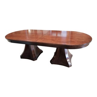 Traditional Maple Dining Table