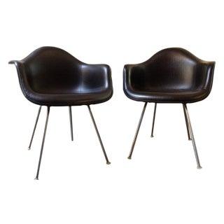 Black Herman Miller Chairs - a Pair