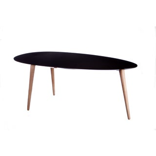 Small Egg Table - Black