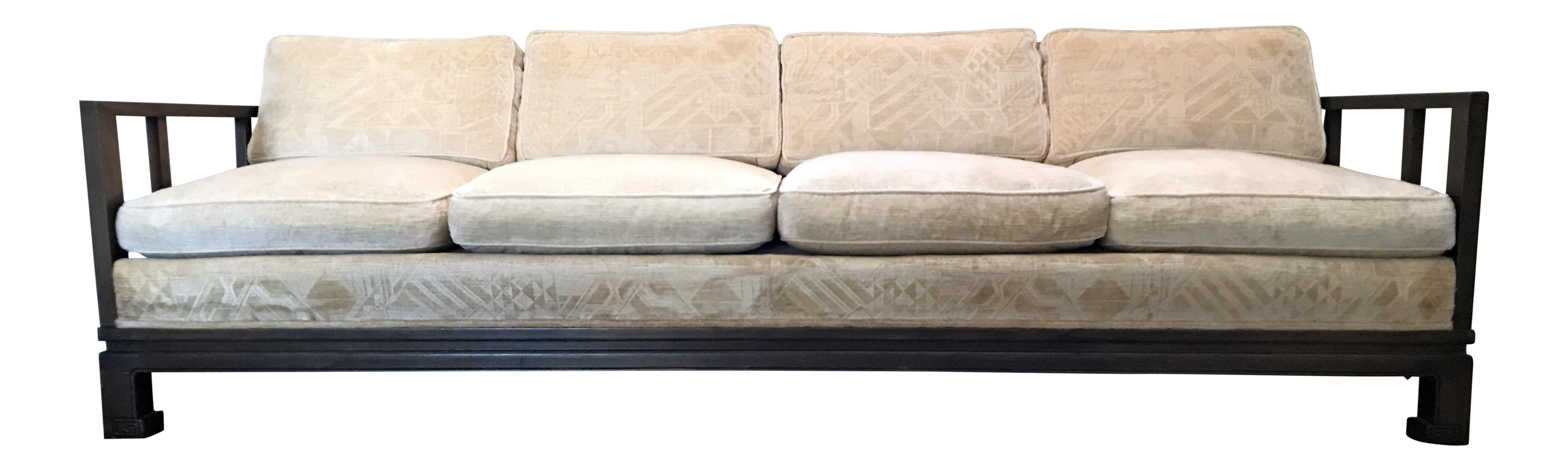 Michael Taylor For Baker Far East Collection Sofa