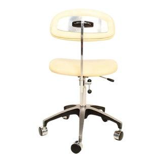 Mid-Century Modern Industrial Office Desk Chair
