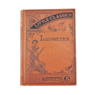 1876 Little Classics Laughter Volume 5 Hardbound Book - 9 Stories
