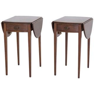 Sheraton-Style Pembroke Tables, A Pair
