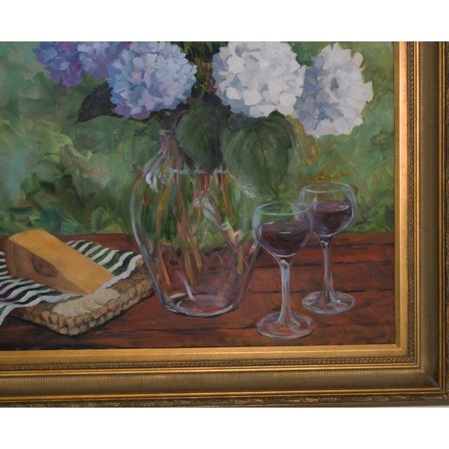 Image of Oil on Canvas - Ellen Bayley Still Life