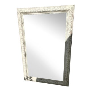 Distressed Shabby Chic French Mirror