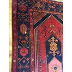 """Image of Vintage Hand Knotted Turkish Rug - 4'11"""" x 8'11"""""""