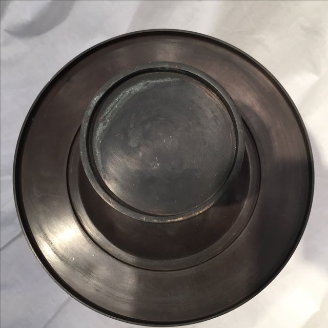 Brass Candle Holder - Image 3 of 11