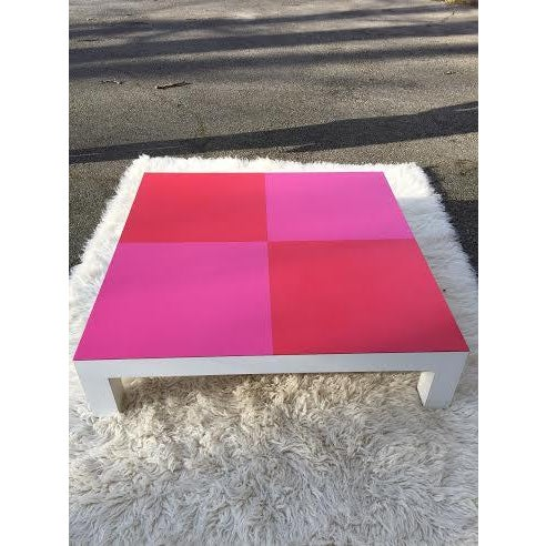 One of a Kind Custom Designed MCM Coffee Table - Image 3 of 7