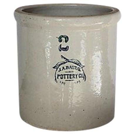 Image of Prohibition Era Bauer Crock