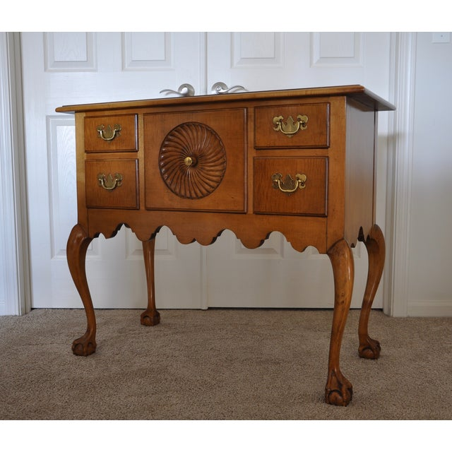 Baker Furniture Lowboy Chest Console - Image 2 of 8