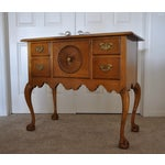 Image of Baker Furniture Lowboy Chest Console
