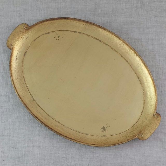 Vintage Italian Florentine Tray - Image 2 of 7