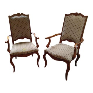 Century Armchairs - A Pair