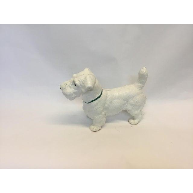 Image of Iron Dog Western Decorative Figurine