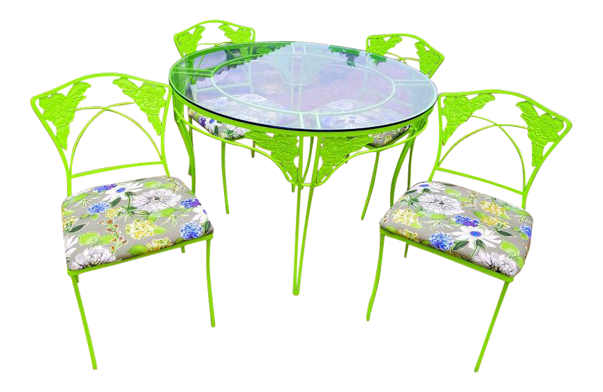 Garden Furniture Los Angeles vintage & used los angeles patio and garden furniture | chairish