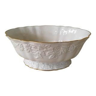 Lenox Holiday Hostess Giftware Oval Bowl