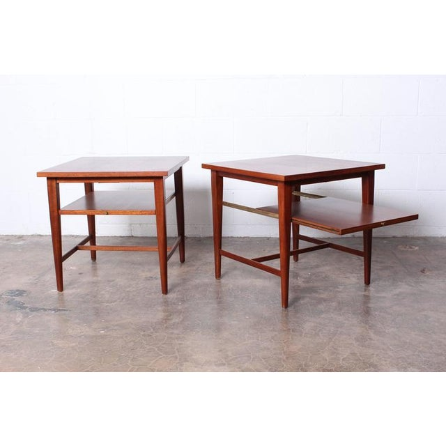 Pair of End Tables by Paul McCobb for Calvin - Image 5 of 10