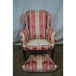 Image of Southwood Traditional Queen Anne Wing Chair