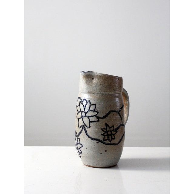 Studio Pottery Pitcher - Image 2 of 8