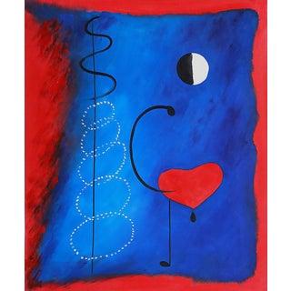 Joan Miro La Danseuse, Print