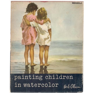 Painting Children In Watercolor