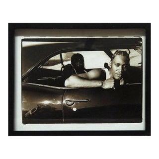 """Dave Schubert Photograph """"Crips from Oakland"""" 2001"""