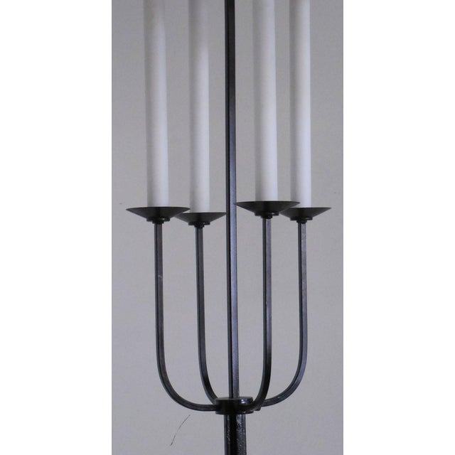 Tommi Parzinger Mid-Century Floor Lamps - A Pair - Image 5 of 8