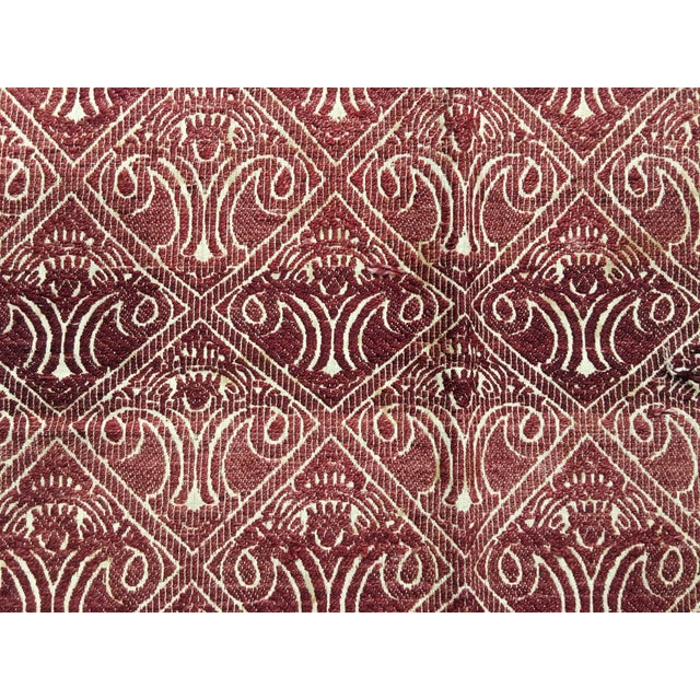 "Bellwether Rugs Turkish Flat Weave Kilim - 4'10"" X 10'5"" - Image 5 of 7"