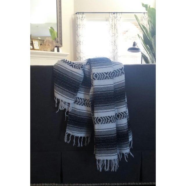 Southwestern Boho Throw Blanket - Image 4 of 5