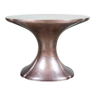 4 Petal Console - Antique Copper