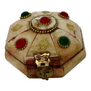Indian Bone Box