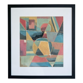 slant select -- Untitled by Ivan Kliun. Russian constructivist
