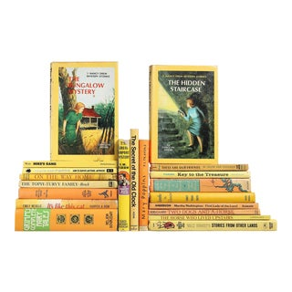 Vintage Children's Book Collection - Set of 20