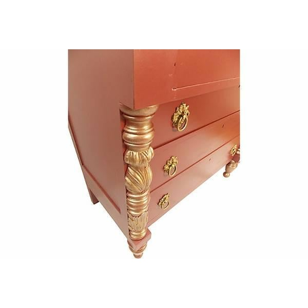 Empire Style Chest of Drawers - Image 2 of 2