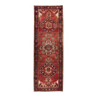 "Apadana - Vintage Persian Rug, 3'5"" x 10'2"""