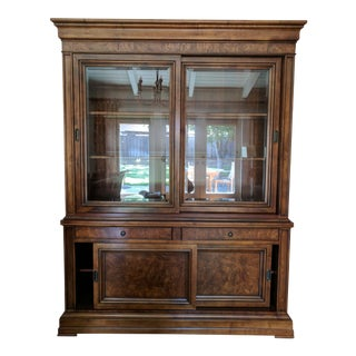 Ethan Allen Townhouse Collection China Cabinet