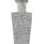 Image of Chinese Black and White Lamp