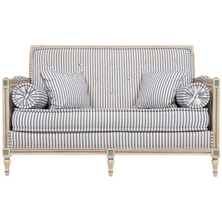 Antique French Louis XVI Settee