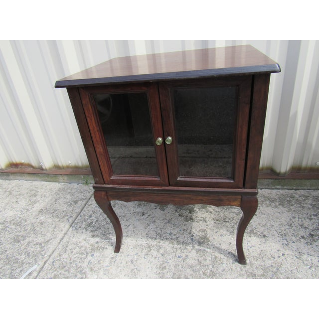 French Provincial Apartment Nightstands - Pair - Image 6 of 7
