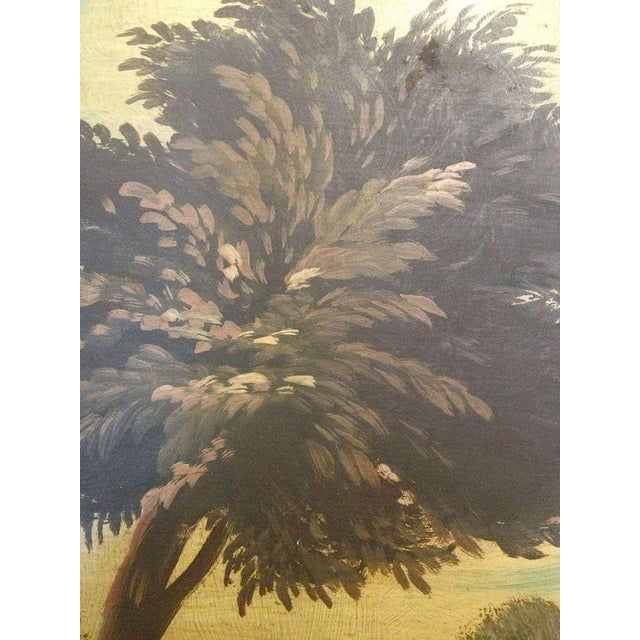 Pair of 19th Century Italian Landscapes - Image 6 of 9