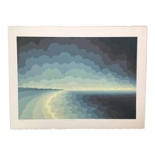 "Roy Ahlgren Limited Edition Print ""Solitude"""