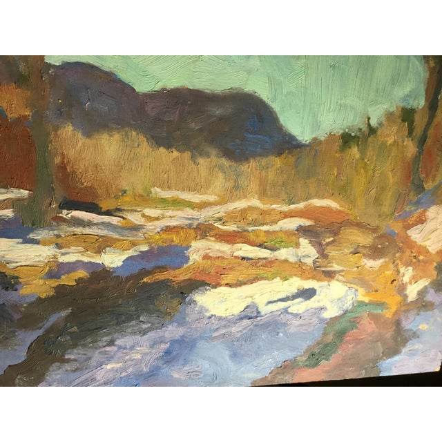 Jocelyn Davis Plein Air Painting - Image 8 of 11