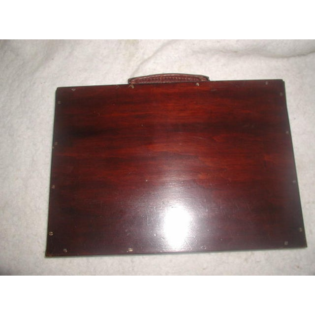 English 19th Century Art Box with Easel - Image 8 of 10