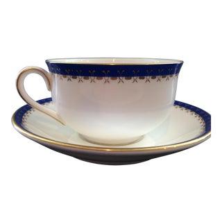 Savoy Hotel Teacup & Saucer - A Pair
