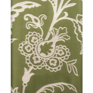 Highland Court Cortland Floral Green Fabric - 7.5 Yards