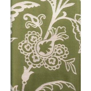 Highland Court Cortland Floral Green Fabric - 7.5 Yards