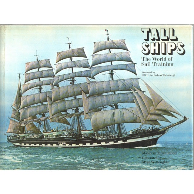 Image of 'Tall Ships: The World of Sail Training' Book