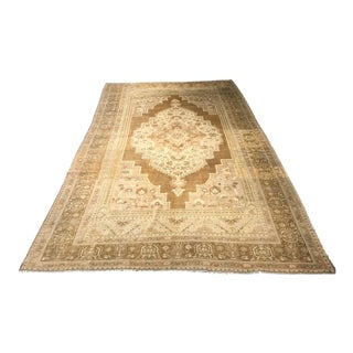 "Bellwether Rugs Vintage Turkish Oushak Rug - 6'10"" x 11'7"""
