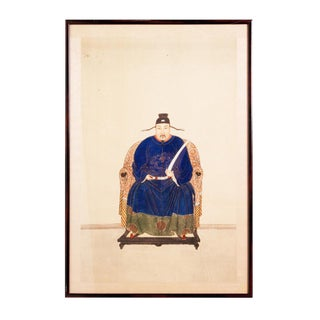 Chinese Ancestor Painting